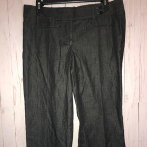 Ann Taylor Dress Pants Size 6 w/ 31 Inch in Seam